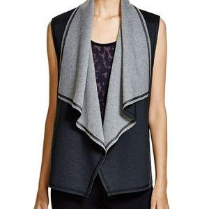 ALALA draped vest size Medium